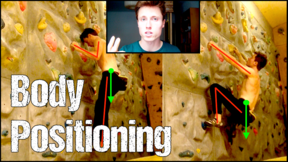 Rock Climbing Technique For Beginners : Body Positioning Basics And Centre Of Gravity