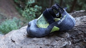 Review Of The Boreal Mutant Climbing Shoe - Vlog 10