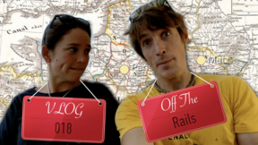 Vlog 018 - Off The Rails