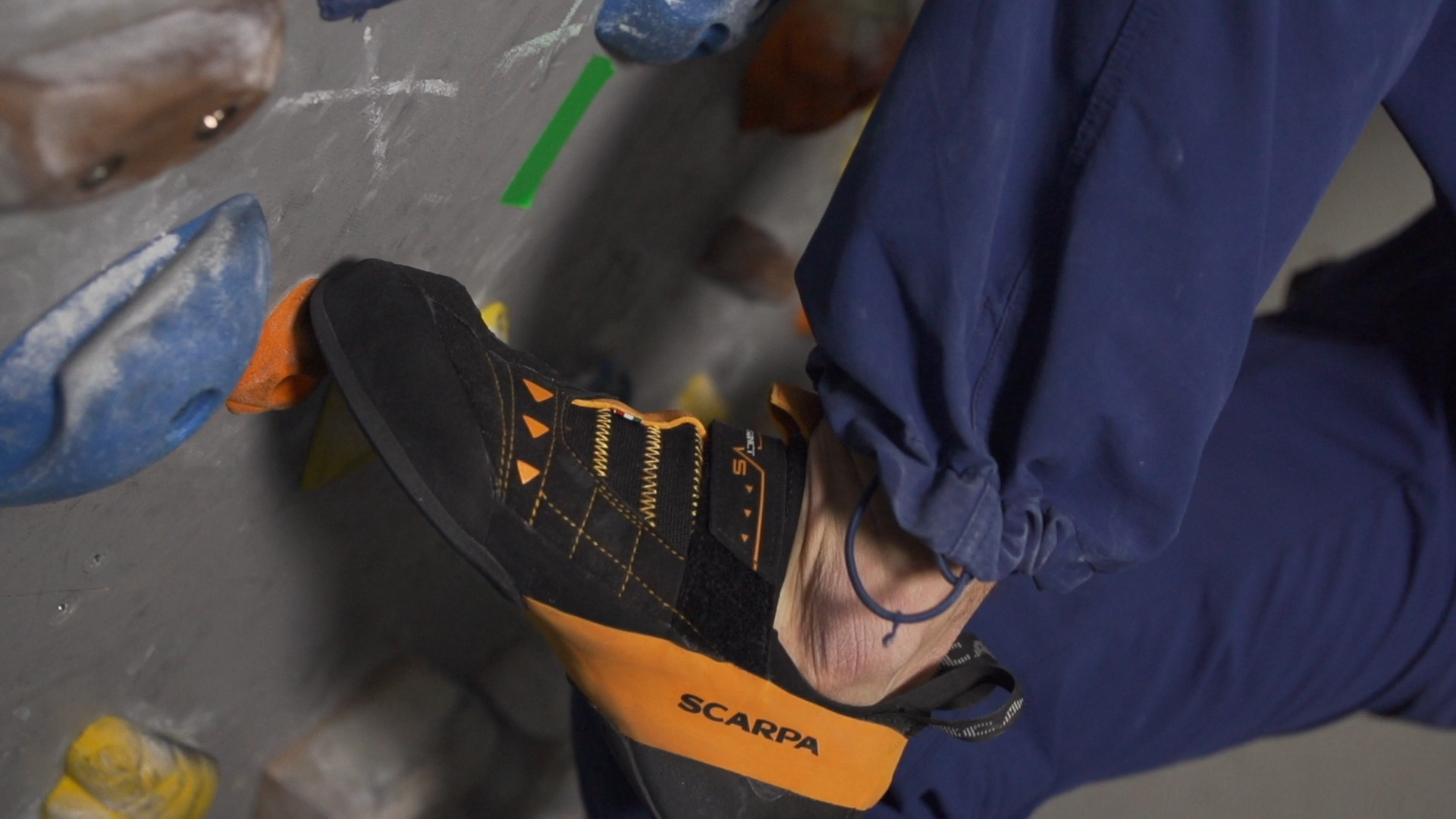 bd622bd5b1 EpicTV Video  Scarpa Instinct Climbing Shoe 2015 Review