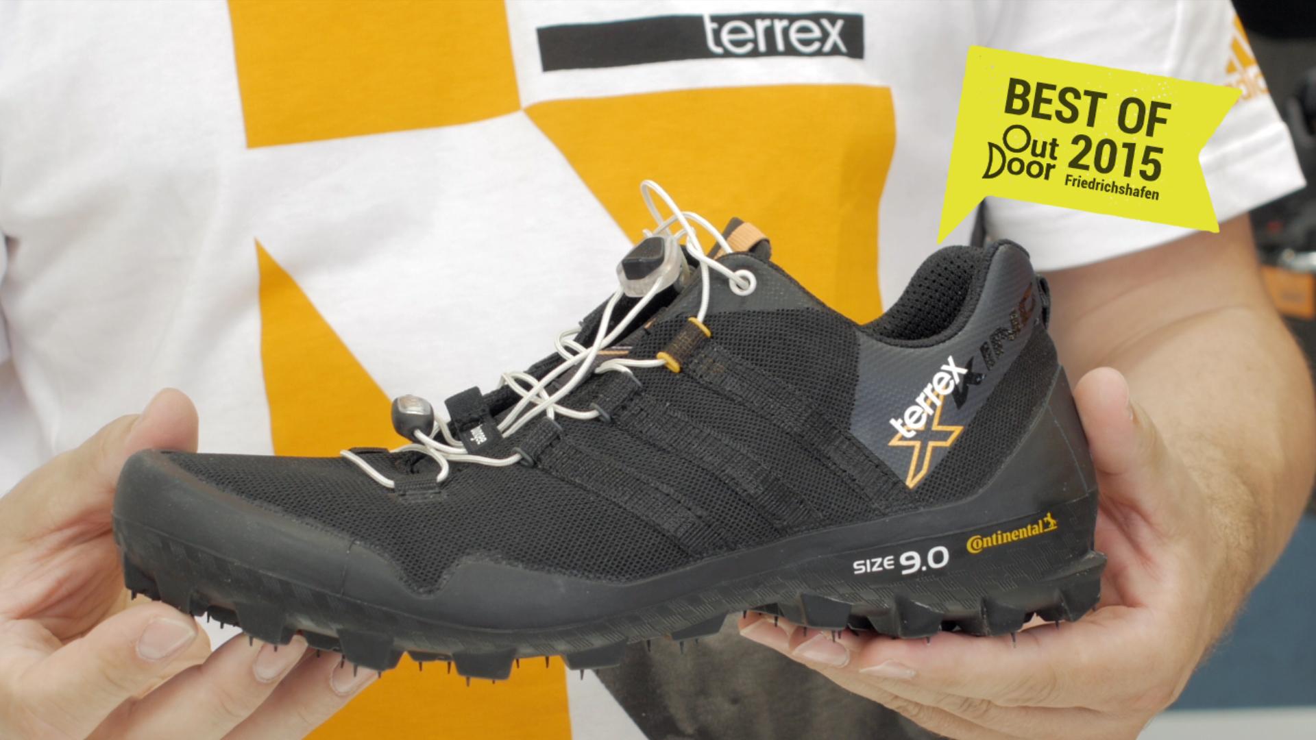 adidas Terrex X King Mountain Running Schuhe Herren Core