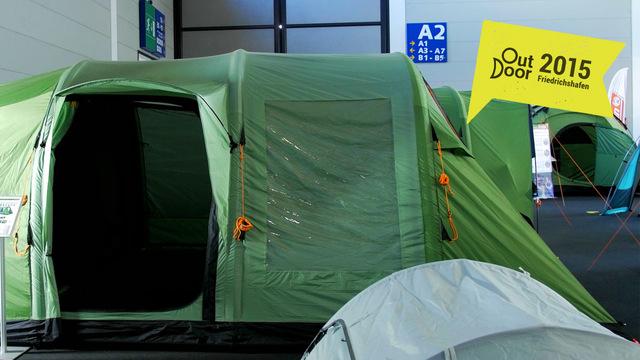Epictv Video The Coleman Blackout Bedroom Tent 2015