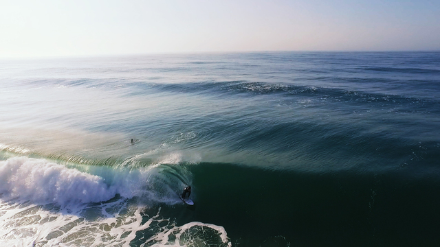 The Wall | Surfing In New England Never Looked So Good