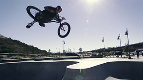 GTTNSIDEWAYS | BMXer Coco Zurita Shows Us How He Gets Sideways