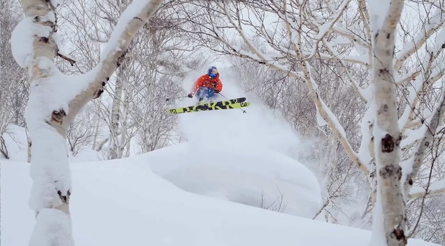 Japan From Above | Scoring Deep Pow During An All-Time Season