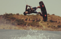 The Xtreme Gene | Wakeboarding In Lake La Breña