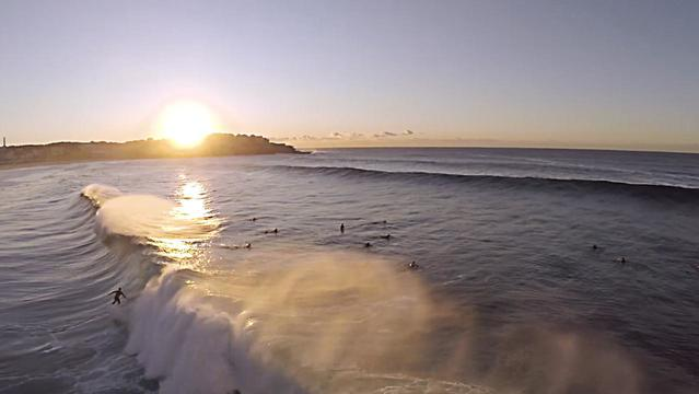 Sunrise Surf At Bondi Beach | A Very Good Morning Of Surf