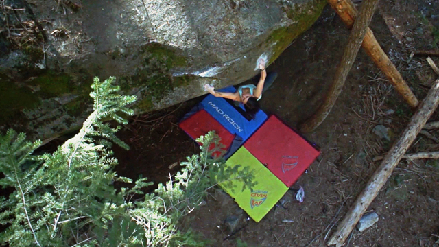 One Day One Problem | Megan Mascarenas Bouldering In Yosemite