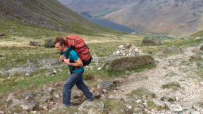 Arc'teryx Lakeland Revival: Charlie Woodburn climbs Central Buttress