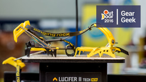 Singing Rock Lucifer II Crampons | Outdoor 2016