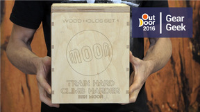 Made In Sheffield By Moon Climbing | Outdoor 2016