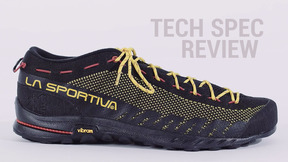 La Sportiva TX2 Approach Shoe | Tech Spec Review
