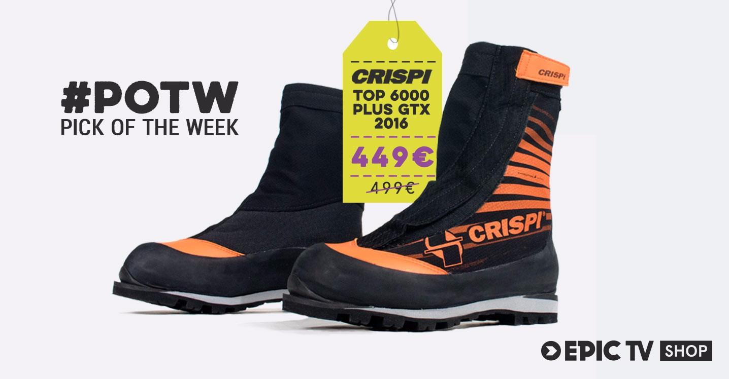 huge discount fd90e c981a EpicTV Video: Pick Of The Week: Crispi Top 6000 Plus GTX ...