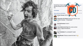 Brian On The Bog Adam Ondra Dawn Wall Special | Climbing Daily, Ep.818