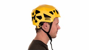 The Super Lightweight Grivel Stealth Helmet