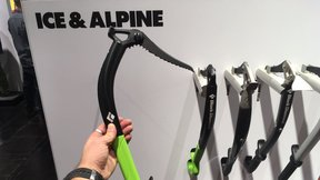 Black Diamond Fuel Ice Axe | ISPO 2017