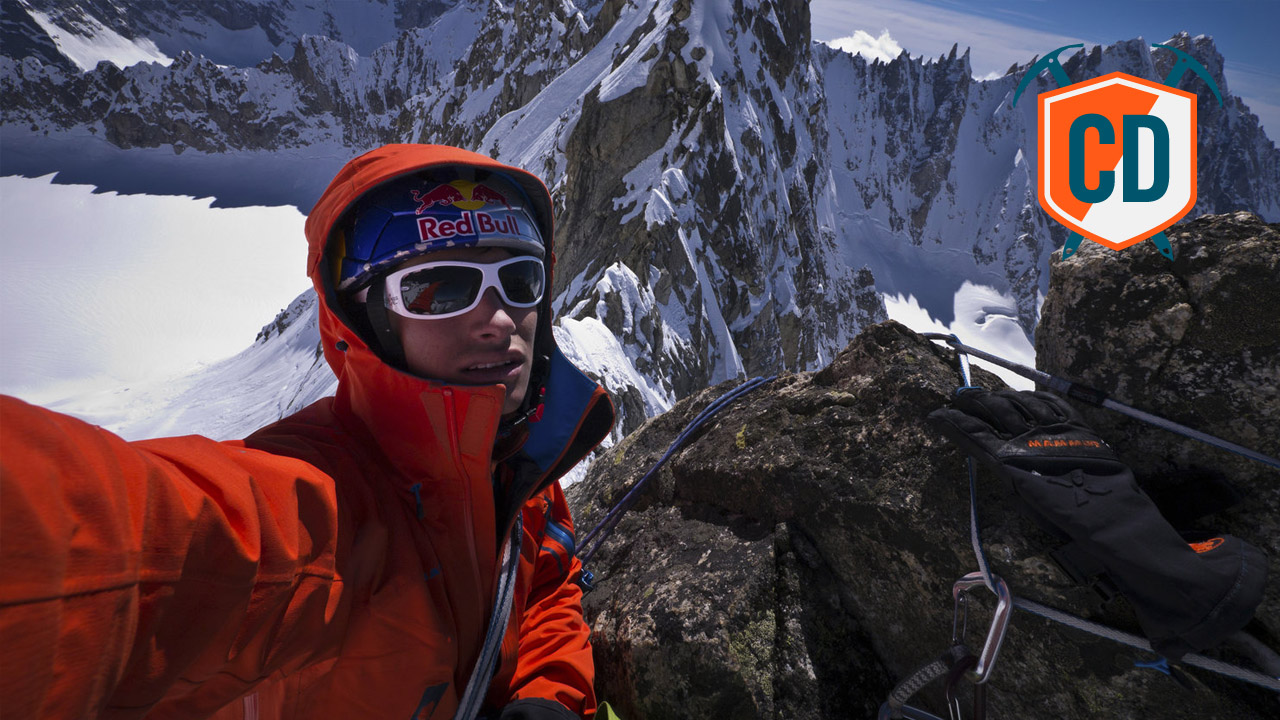 EpicTV Video: David Lama Attempts Ascent Of The 'Unclimbable
