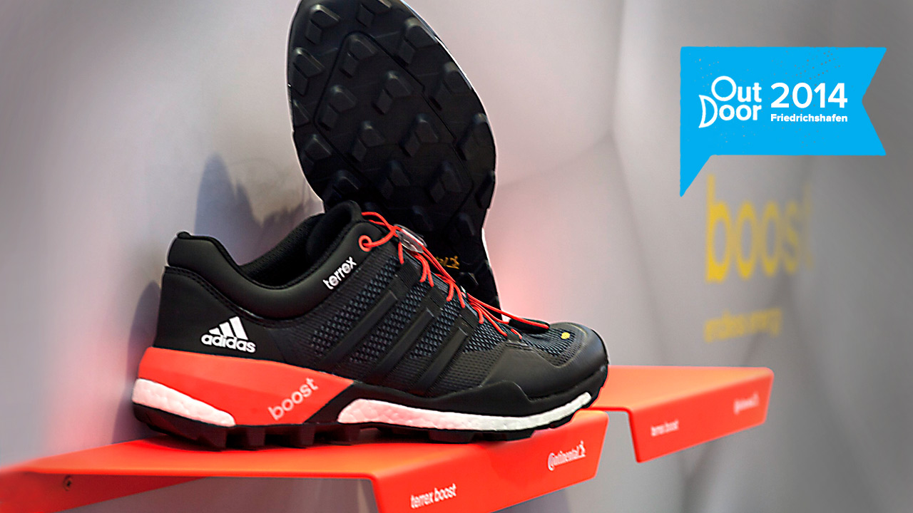 Adidas Boost Terrex 2015