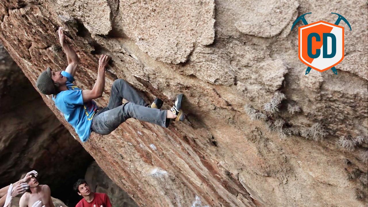 EpicTV Video: Has Daniel Woods Just Climbed Highest Boulder