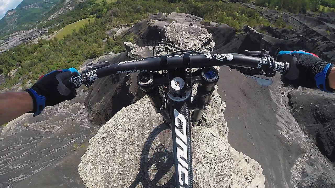 Epictv Video Jaws Freeriding The Remote Black Hills Of France