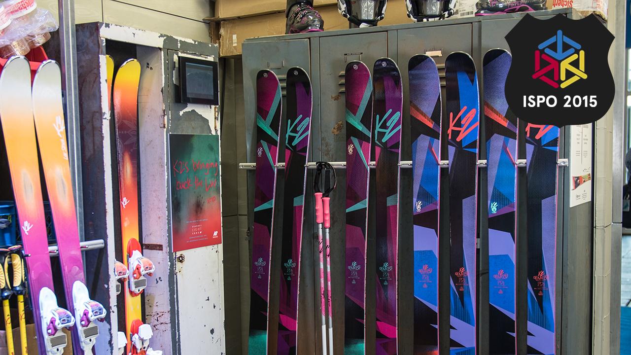 2015 Womens Ski Reviews - Epictv video the k2 womens remedy ski video review ispo 2015 epic tv gear geek epictv