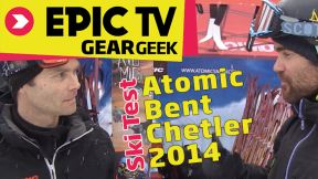Ski Test: Atomic Bent Chetler 2014