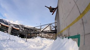 Bad Winter? No Problem. These Snowboarders got Awesomely Creative | Death Riders, Ep. 5