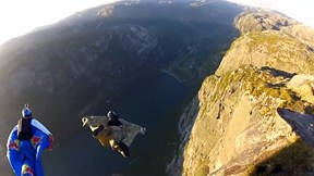 So This Is What Pro BASE Jumpers Do all Day... | Jhonathan Florez Wingsuit Chronicles, Ep. 2