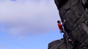 Tom Randall Makes First Ascent At Higgar Tor, Peak District | EpicTV Climbing Daily, Ep. 251