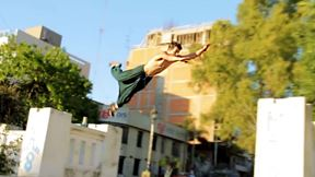 A Freerunning Pilgrimage around South America | Traveler Freerunning the World, Teaser