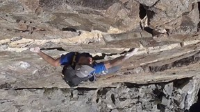 Freesoloing a Monstrous 5.10 in Shasta | The Sufferfest with Alex Honnold and Cedar Wright, Ep. 3