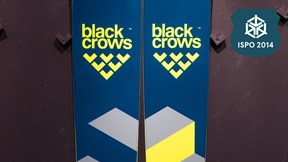 Black Crows Atris - Best New Ski Gear ISPO 2014 | EpicTV Gear Geek