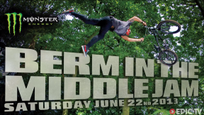 BMX in the Nether-regions, Berm in the Middle Jam - BAMsterdamned! Ep. 1