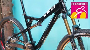 Yeti 575 27.5 -- Best New Mountain Bikes 2014