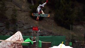 Forget the French Open, these Shredders Snowboard on Tennis Courts | Death Riders, Ep. 12