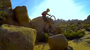 Mike Steidley Explores Joshua Tree on a Trials Bike | Summer Sessions Season 2, Ep. 2
