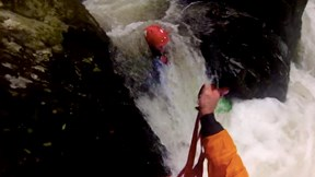 Kayaker Trapped Underwater Saved by Friends' Quick Reactions