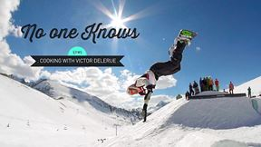 Poney Session 2014 Saw some Amazing Snowboard Tricks. Here are the Highlights | No One Knows, Ep. 5