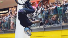 Mall Ride Big Ramp MTB - Tomas Zejda: Dirty Odyssey Ep. 1