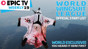 EpicTV Weekly 19: World Wingsuit League Start List