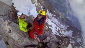 Matterhorn Scree Scramble - Dent du Geant | 82 Alps with Tormod Granheim, Ep. 5