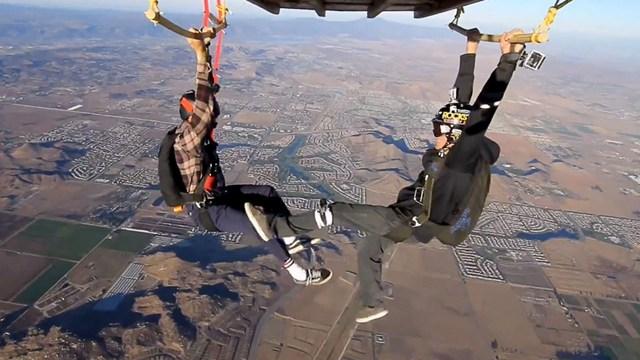 EpicTV Video: Nitro Circus Live - Roller Skis, Extreme