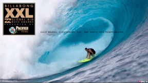 Billabong XXL Wipeout, Paddle and Tube Award Nominees, Alex Gray's Amber Winds