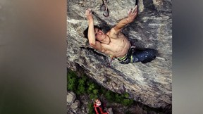Adam Ondra Ascends New 9b Route in Flatanger - EpicTV Climbing Daily