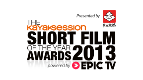 Take a kayak! (Kayak Session Short Film of the Year Awards 2013 – Entry 29)
