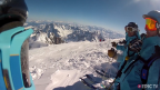 New Speed Record On Mont Blanc - from the summit to the centre of Chamonix in 32 Minutes!