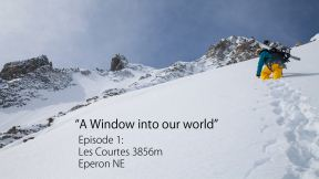 Dream Conditions, Steep Turns on Eperon NE, Les Courtes | A Window Into Our World, Ep. 1