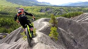 Nico Quéré Shreds one Incredibly Sick Single Track | The Nico Quéré Show, Ep. 2