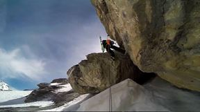 Here's a Bad-Ass First Descent between a Rock and a Hard Face | Watch Your Step, Ep. 3