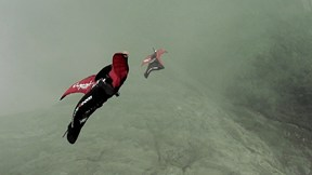 Wingsuit Pilot Narrowly Escapes Collision with Gondola at Tianmen Mountain | The Perfect Flight, Ep. 3